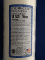 Hydro-Cure Sediment Filter DG 75/25 Micron 4.5 in x 10 in