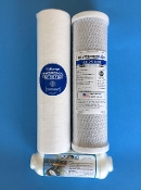RAINSOFT UF22 UF22T UF22N 22GPD FILTER PACK W POST-WELL WATER